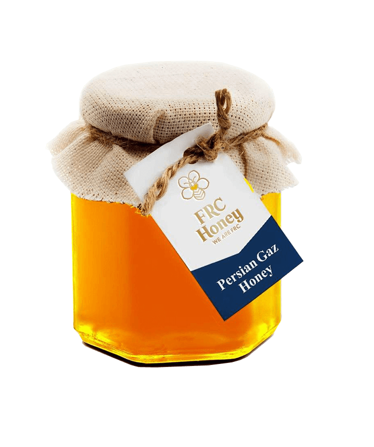 Persian Gaz honey